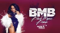BLACK MUSIC BOMB! feat. DJ SAME@Musikpark-A1