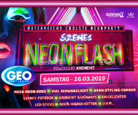 NEON FLASH - SZENE1-FOTOBOX
