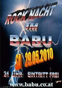 Rock Night im BaBu@BaBu