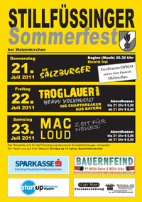 Stillfüssinger Sommerfest@Stillfüssing