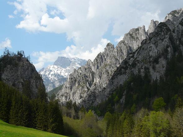 Klettersteig Johnsbach : Alpinpark johnsbach klettersteig von x xtream