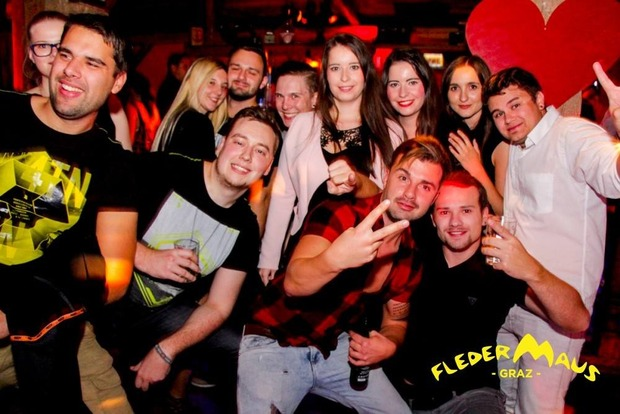 Telefon & Single Party! - 20.10.2017 - Fledermaus Graz