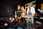 Heavy X-Mas: Sextiger & friends