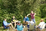 Frequency Festival 2012 Camping