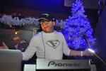 Silvesterprobe mit DJ Ivan Fillini