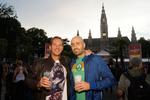 Vienna Summerbreak 2014 - Streetparade Abschlusskundgebung 12314007