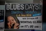 Blues Days Sterzing 02.05.2016 - 08.05.2016
