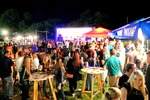 Sunflowerparty-Opening mit