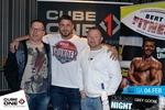 Cube One - Power Night mit MR. Universe 2016 - Fabian Mayr