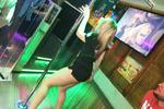 Ex-Pornostar Party mit den Dance Angels 13848260