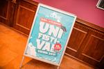 Uni Festival Vienna XXL - 4 Floors - Indoor & Outdoor