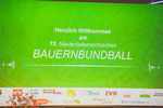75. NÖ Bauernbundball