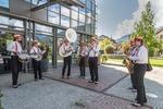 Septet Jazz Band Marching Parade