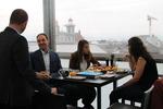 DIE MACHER Business Frühstück 2019 im Rooftop7