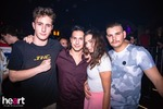 Flying HEART - Red Bull Party