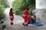 Sanitätshilfelandesbewerb 2006