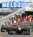 Formel 1 GP Australien Training Red Bull Racing 5655673