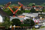 Böhmerwaldmesse mit Volksfest