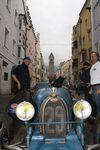 Internationales Bugatti-Oldtimertreffen in Sterzing