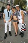 Streetparade 2011 - 20 years love, freedom, tolerance & respect