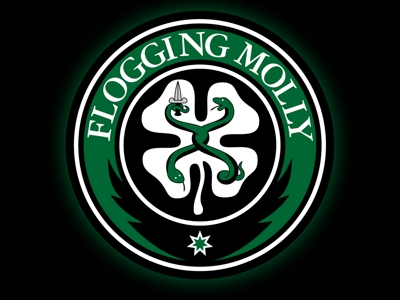 FLOGGING MOLLY!!!