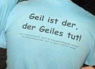 Gruppenavatar von Geil ist der, der Geiles tut!!!