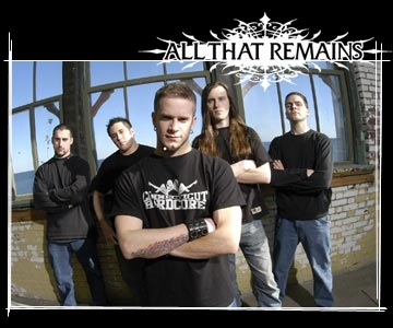 Gruppenavatar von All That Remains