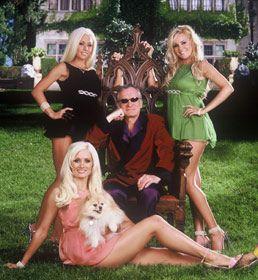 Gruppenavatar von Ohne Playboy wären alle Jungs Schwuchteln, also HOCH LEBE Hugh Hefner!