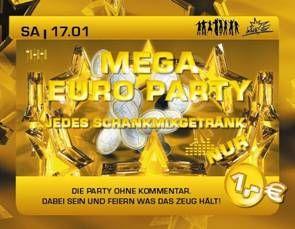 Mega Euro Party