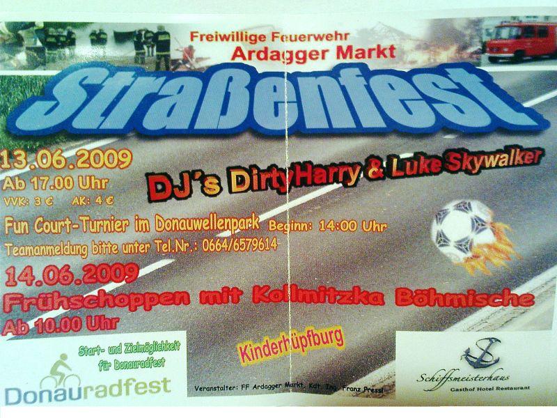Straßenfest FF Ardagger Markt@FF Ardagger Markt