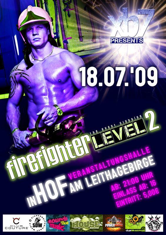 FireFighter LEVEL 2@Veranstaltungshalle