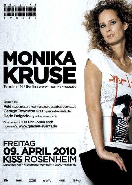 Monika Kruse@Kiss Club