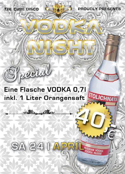 Vodka Night