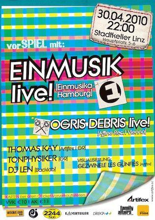 Einmusik Live@Stadtkeller