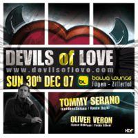 Devils of Love - New Years Countdown@BAWA Lounge