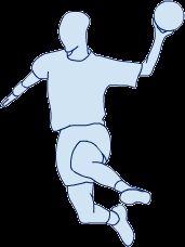 Gruppenavatar von Wäre Handball einfach, würde es Fußball heißen!!