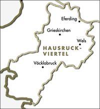Gruppenavatar von Hausruckviertel - do sama daham