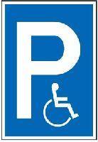 Warum gibt es einen Behindertenparkplatz vor einer Schlittschuhhalle.?