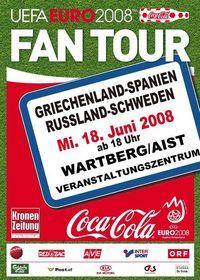Fan Tour 2008@Veranstaltungszentrum