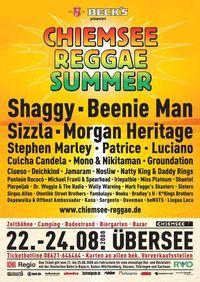 Chiemsee Reggae Summer@Festivalgelände Übersee