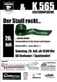 band-o-rama@Gasthaus Grubauer