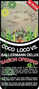 Coco Loco vs. Ballermann Delux
