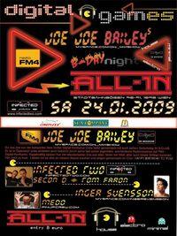 Digital Games - Joe Joe Bailey's Birthday@All iN
