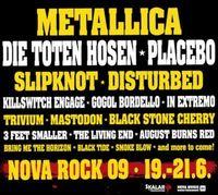 Gruppenavatar von Nova Rock 2009 - Ich bin dabei