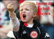 Gruppenavatar von Wir würden nie zu FC Bayern München gehen den dieser verei ist SCHEISSE