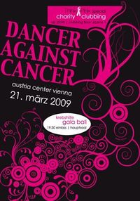 Dancer Against Cancer Charity