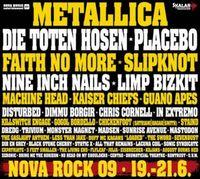 Gruppenavatar von NOVA ROCK 2009!™