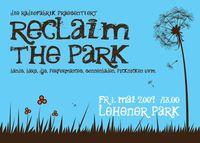 Reclaim the Park@Lehener Park