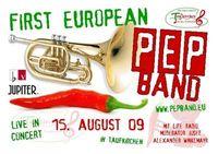 Gruppenavatar von I bin a Musika der FIRST EUROPEAN PEP BAND