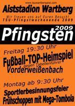 TSU Wartberg Aist - Vorderweissenbach@Aiststadion